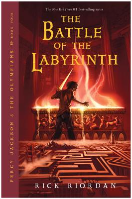 The Battle of the Labyrinth, Riordan, Rick
