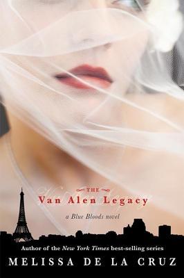 The Van Alen Legacy, de la Cruz, Melissa