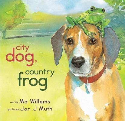 City Dog, Country Frog, Mo Willems