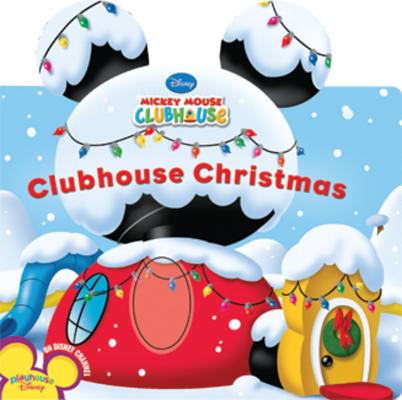 Image for Clubhouse Christmas (Disney Mickey Mouse Clubhouse)