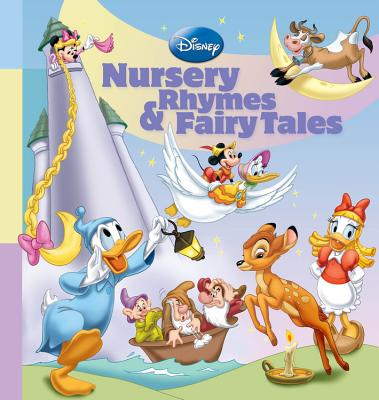 Image for Disney Nursery Rhymes & Fairy Tales (Storybook Collection)