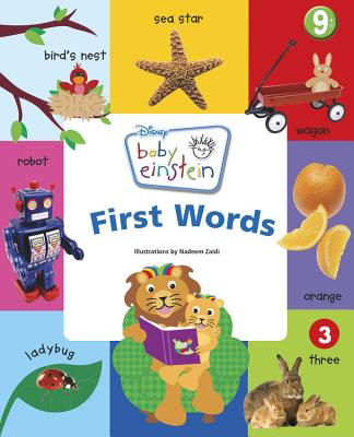 Image for Baby Einstein: First Words