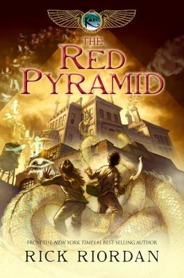 Image for The Red Pyramid (The Kane Chronicles, Book 1)