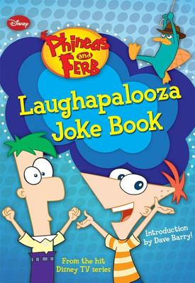 Phineas and Ferb Laughapalooza Joke Book, Kitty Richards