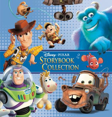 Disney*Pixar Storybook Collection (Disney Storybook Collections), Annie Auerbach