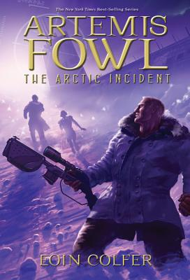 Artemis Fowl: Arctic Incident, The (new cover), Eoin Colfer