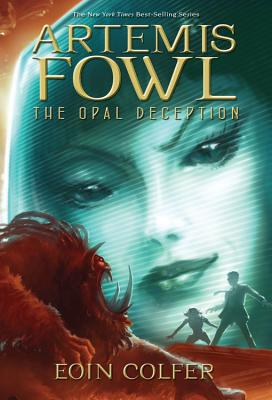 Image for Artemis Fowl: Opal Deception, The (new cover)
