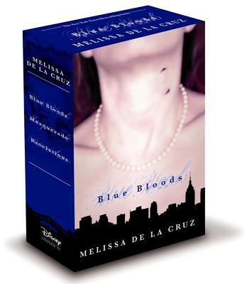 Blue Bloods 3-Book Boxed Set, Melissa De La Cruz