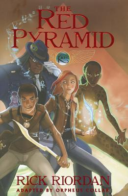 Kane Chronicles, The, Book One: Red Pyramid: The Graphic Novel. The, Rick Riordan, Orpheus Collar