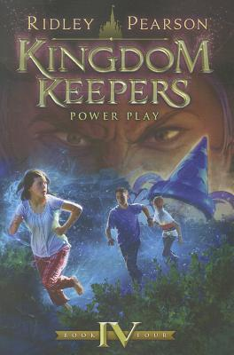 Kingdom Keepers IV: Power Play, Pearson, Ridley