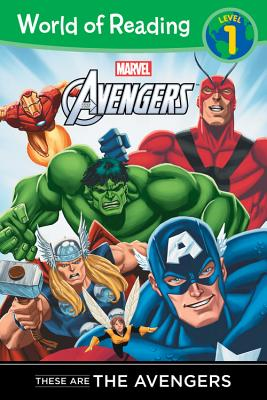 Image for These are The Avengers