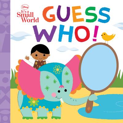 Image for Guess Who! (It's a Small World)