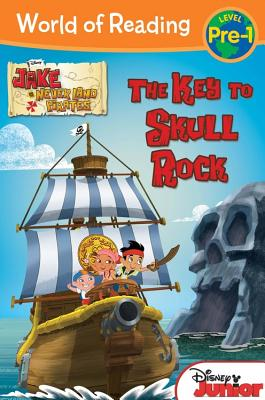 Image for The World of Reading: Jake and the Never Land Pirates: Key to Skull Rock: Level 1