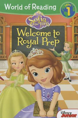 Image for World of Reading: Sofia the First Welcome to Royal Prep: Level 1