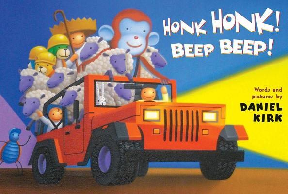 Image for Honk Honk! Beep Beep!