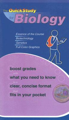 Biology Booklet (Quickstudy Books)