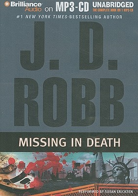 Image for MISSING IN DEATH MP3-CD
