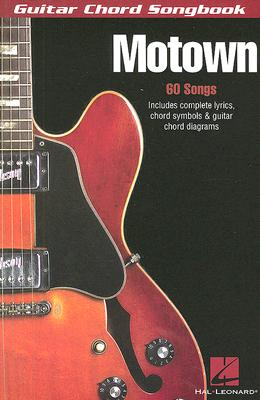 Image for Motown Guitar Chord Songbook (Guitar Chord Songbooks)