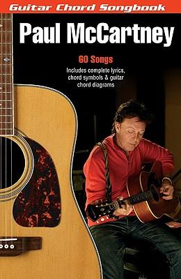 Image for Paul McCartney: Guitar Chord Songbook (6 inch. x 9 inch.) (Guitar Chord Songbooks)