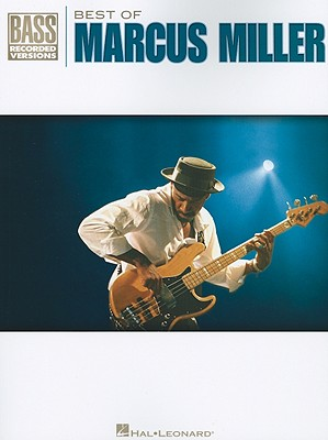 Image for Best of Marcus Miller (Bass Recorded Versions)