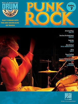 Image for Punk Rock: Drum Play-Along Volume 7