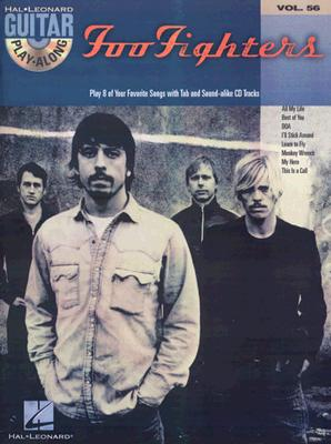 Image for Foo Fighters: Guitar Play-Along Volume 56