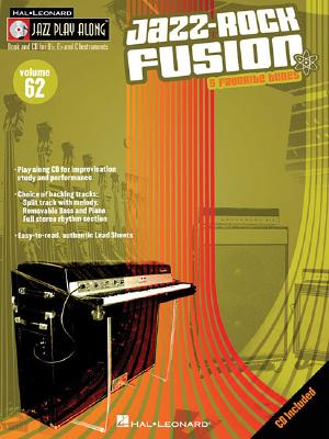 Image for Jazz-Rock Fusion: Jazz Play-Along Volume 62