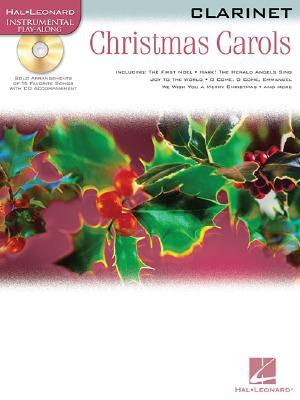 Image for Christmas Carols Clarinet BK/CD (Instrumental Play-Along)