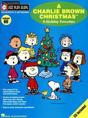 Image for A Charlie Brown Christmas: Jazz Play-Along Volume 66