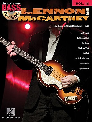 Image for Lennon & McCartney: Bass Play-Along Volume 13