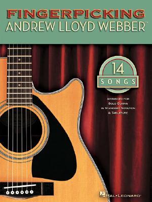 Image for FINGERPICKING ANDREW LLOYD   WEBBER 14 SONGS