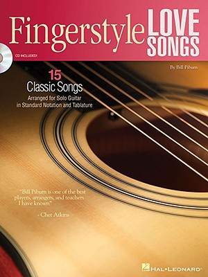 Image for FingerStyle Love Songs - 15 Romantic Classics Arranged for Solo Guitar (Book/Cd)