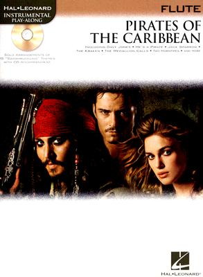 Image for Pirates of the Caribbean: for Flute (Hal Leonard Instrumental Play-Along)