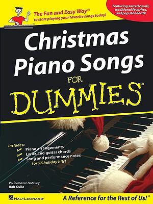 Image for Christmas Piano Songs for Dummies