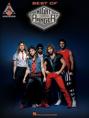 Image for Best of Night Ranger (Recorded Versions Guitar)