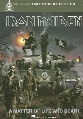 Image for IRON MAIDEN -A MATTER OF LIFE AND DEATH (Guitar Recorded Versions)