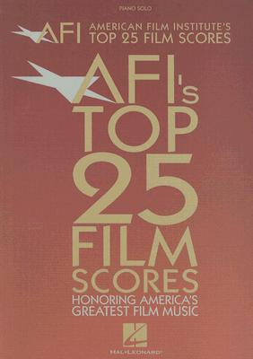 Image for AMERICAN FILM INSTITUTE'S    TOP 25 FILM SCORES