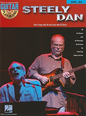 Image for Steely Dan: Guitar Play-Along Volume 84 (Hal Leonard Guitar Play-Along)