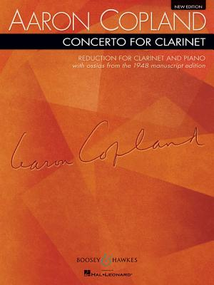 Concerto For Clarinet Clarinet And Piano Reduction