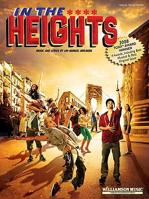 Image for In the Heights-Piano/Vocal Selections (Songbook)