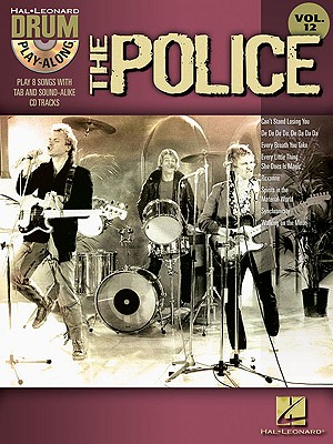 Image for The Police: Drum Play-Along Volume 12 (Hal Leonard Drum Play-Along)