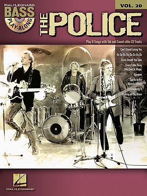 Image for The Police: Bass Play-Along Volume 20