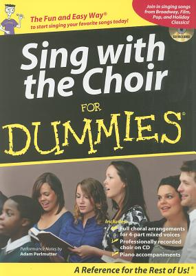 Image for Sing With The Choir For Dummies - Book/CD Pack