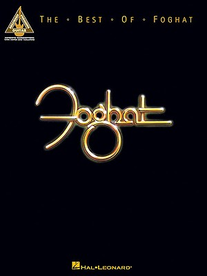 Image for The Best of Foghat (Guitar Recorded Versions)