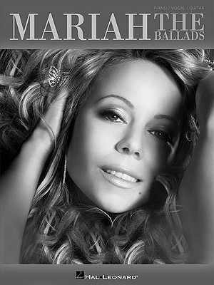 Image for Mariah Carey - The Ballads (Piano/Vocal/Guitar)