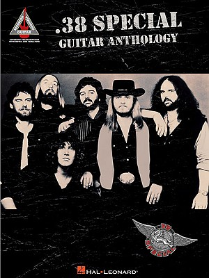 Image for .38 Special Guitar Anthology (Guitar Recorded Versions)