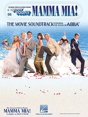Image for Mamma Mia - The Movie Soundtrack: E-Z Play Today Volume 96