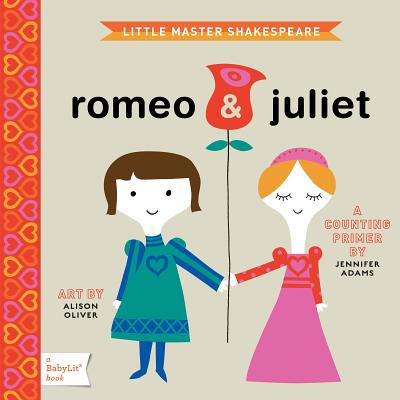 Image for Romeo & Juliet: A BabyLit® Counting Primer (BabyLit Primers)