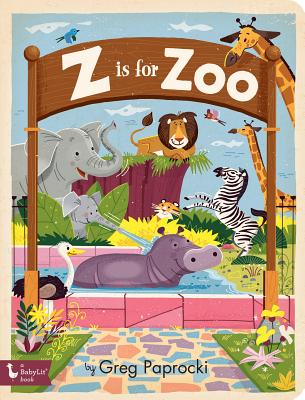 Image for Z IS FOR ZOO (BABYLIT)