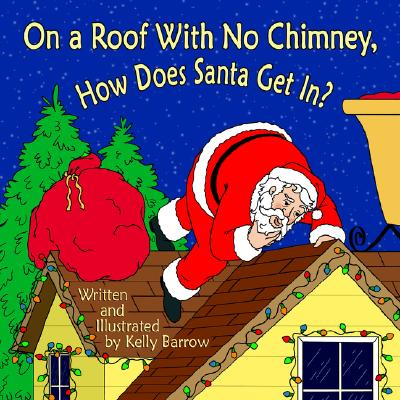 Image for On a Roof with No Chimney, How Does Santa Get In?